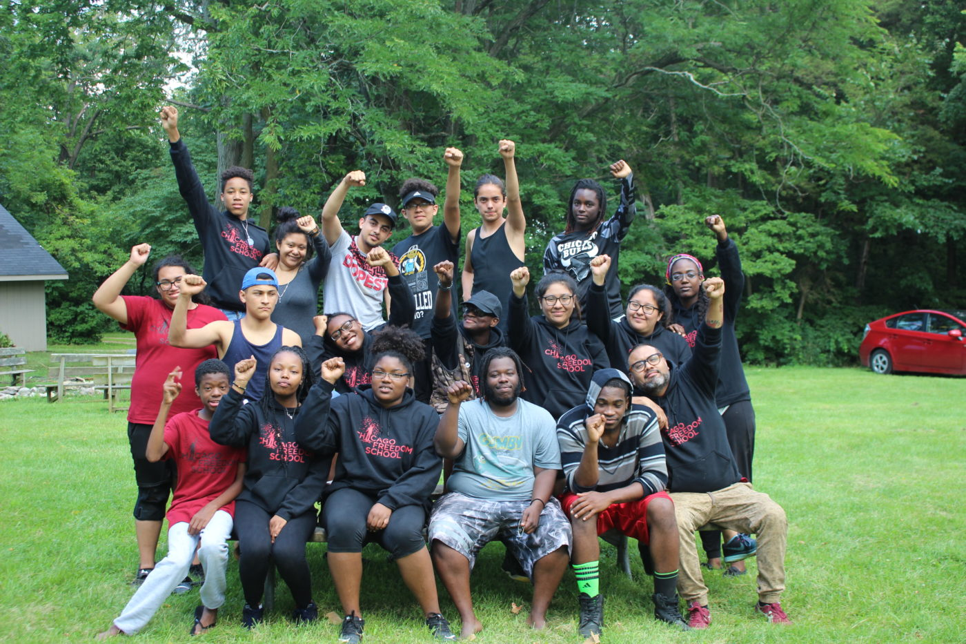 chicago freedom school creating space to heal building movements
